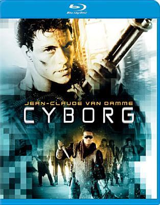 CYBORG BY VAN DAMME,JEAN-CLAU (Blu-Ray)