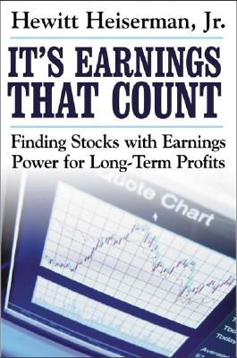 It's Earnings That Count By Heiserman, Hewitt, Jr.